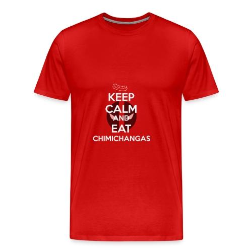 Chimichangas - Camiseta premium hombre