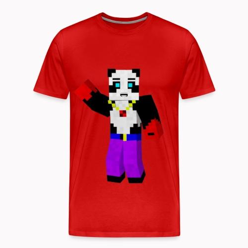 Waving PLAYLOCK1 Shirt - Men's Premium T-Shirt