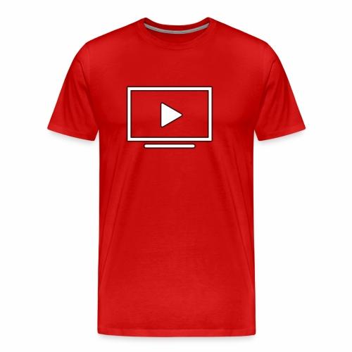GewoonTV Mannen - Mannen Premium T-shirt