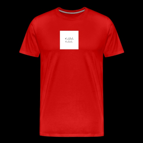 KiddohKiddoh - Männer Premium T-Shirt