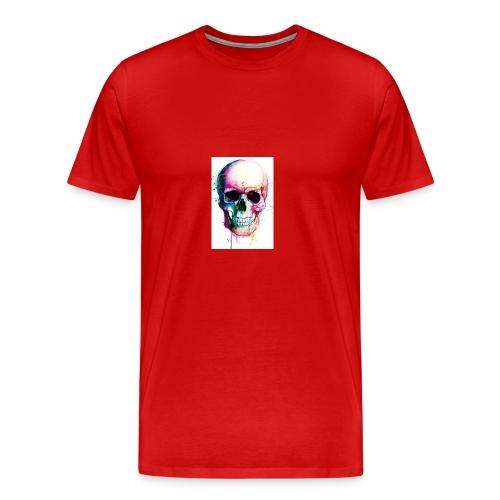 Skulls - Men's Premium T-Shirt