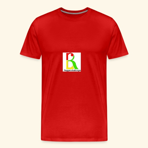 band logo coloured - Men's Premium T-Shirt