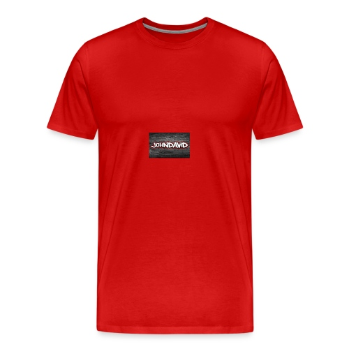 JohnDavid - T-shirt Premium Homme