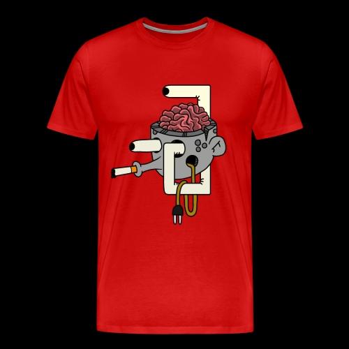 Medien Dude - Männer Premium T-Shirt