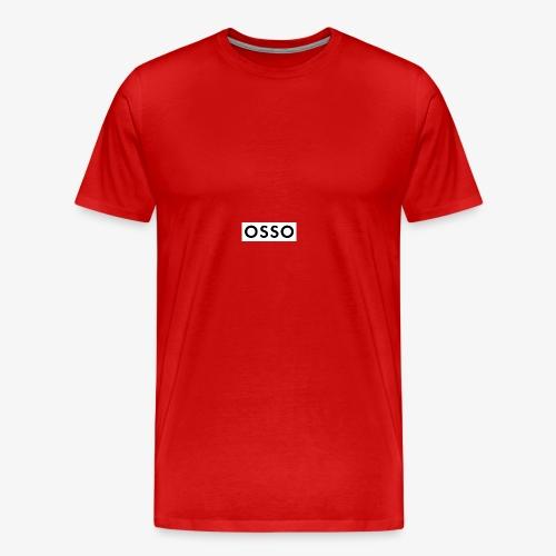 OSSO - Herre premium T-shirt
