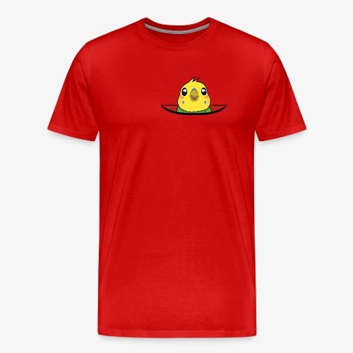 Taschenfogel - Männer Premium T-Shirt