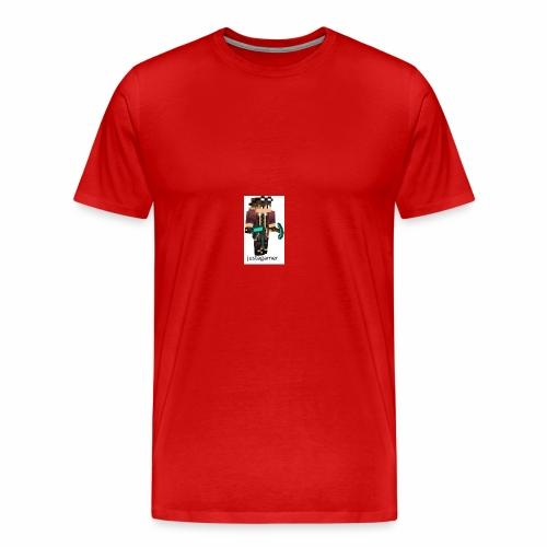 roels skin - Mannen Premium T-shirt