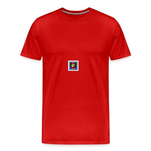 deus dcm n3k prints - T-shirt Premium Homme