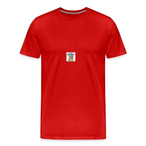 Jake Paul Dye T-shirt - Men's Premium T-Shirt