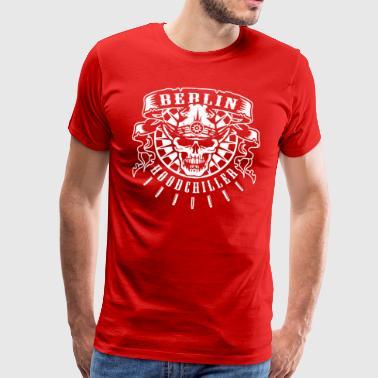 Cowboy Hood Chiller Berlin - Männer Premium T-Shirt