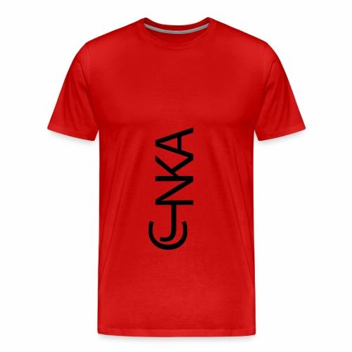 CJNKA V noir - T-shirt Premium Homme