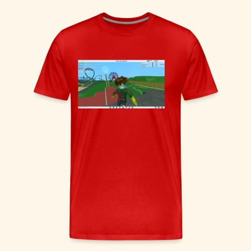 randie gaming t shrit - Mannen Premium T-shirt