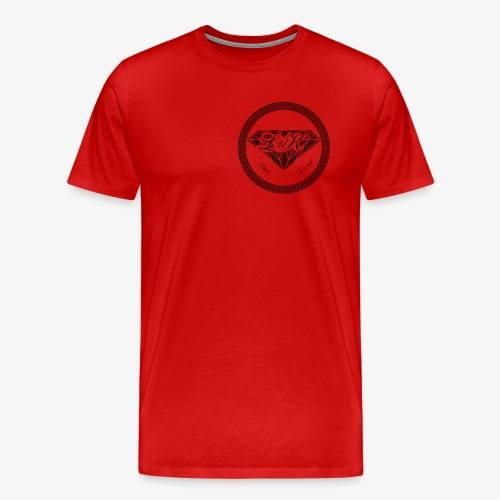 LOVE U KARAT - Männer Premium T-Shirt