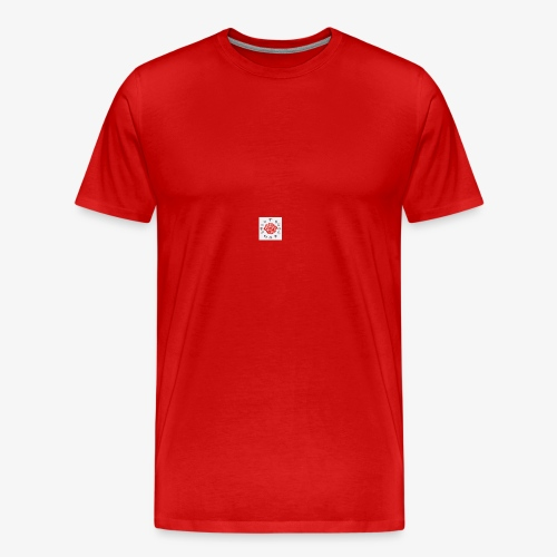 Le. Rose - Herre premium T-shirt