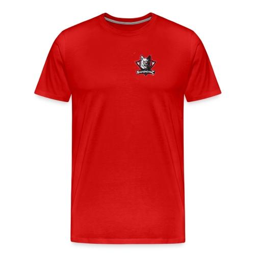 logo wolf - T-shirt Premium Homme