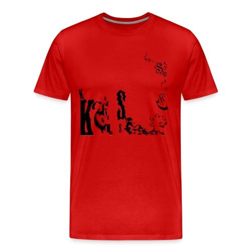 Schnarchen - Männer Premium T-Shirt