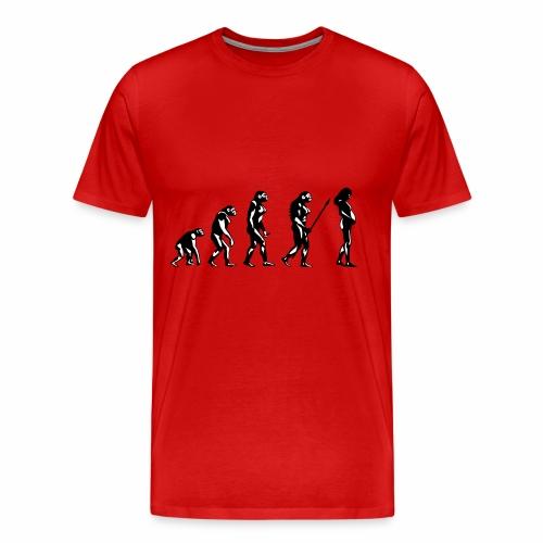 EVOLUTION - T-shirt Premium Homme