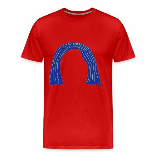Haare - Männer Premium T-Shirt
