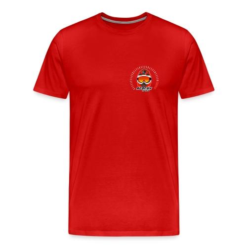RedFox - T-shirt Premium Homme