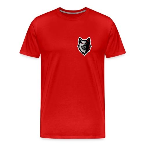 Craigy B! Wolf Design. - Men's Premium T-Shirt