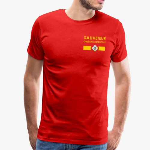 Gamme Sauveteur Aquatique - T-shirt Premium Homme