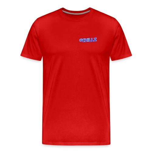 #CHILLZ - Men's Premium T-Shirt