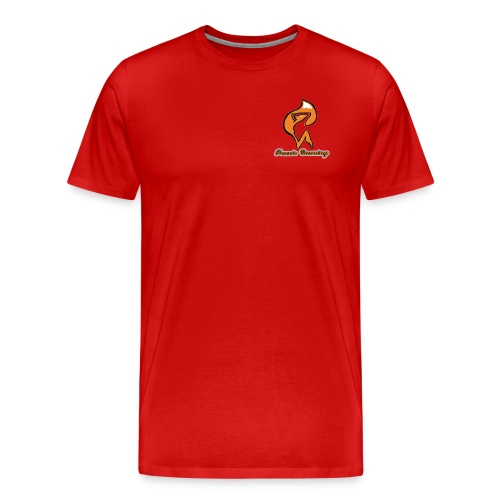 foxxie gaming logo 2 - Men's Premium T-Shirt