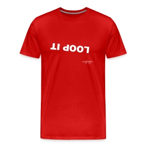 Loop it - Männer Premium T-Shirt
