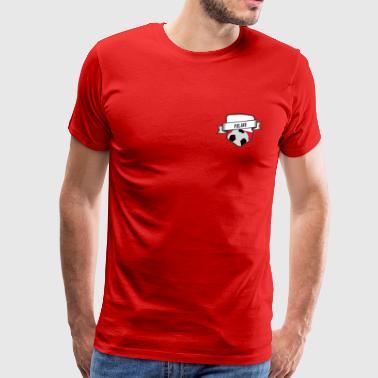 Maailmanmestari Puola - Miesten premium t-paita