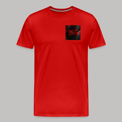 BlackGost24 - Men's Premium T-Shirt
