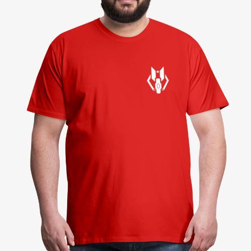 Logo YaRx plein Blanc 2k18 - T-shirt Premium Homme