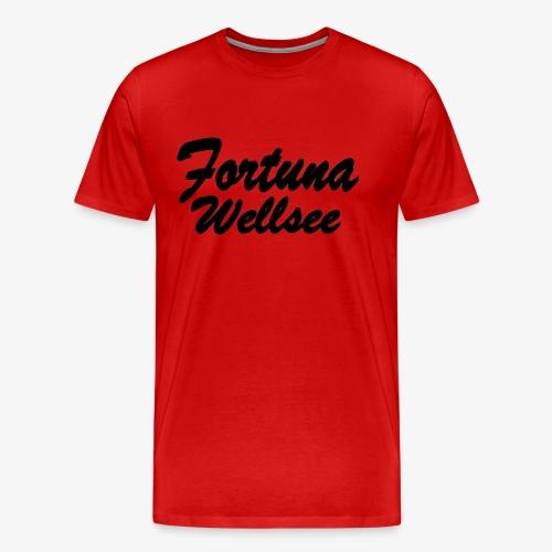 Fortuna Wellsee - Männer Premium T-Shirt
