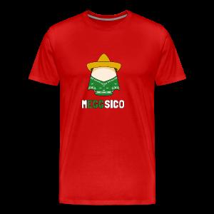MEGGSICO - T-shirt Premium Homme