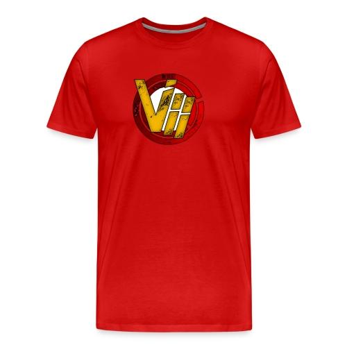 GenesisVII 'Flash' Logo - Men's Premium T-Shirt