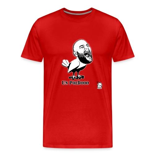 Motivo Poldo - Maglietta Premium da uomo