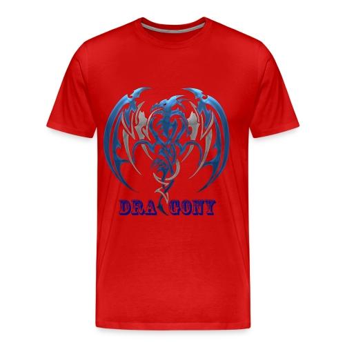 dragony 1 - T-shirt Premium Homme
