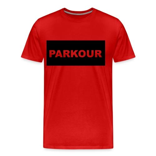 Parkourr - Mannen Premium T-shirt
