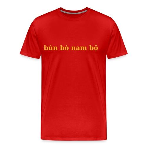 Bò bún - Men's Premium T-Shirt