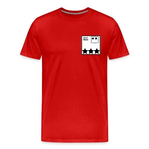 Stay Fresh - Herre premium T-shirt