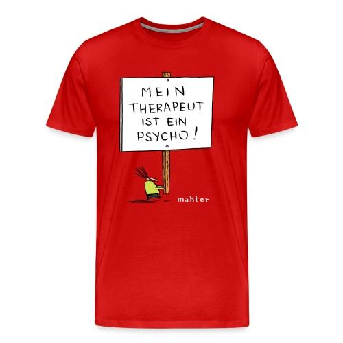 therapeut - Männer Premium T-Shirt