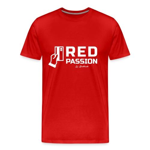 Red passion - Maglietta Premium da uomo