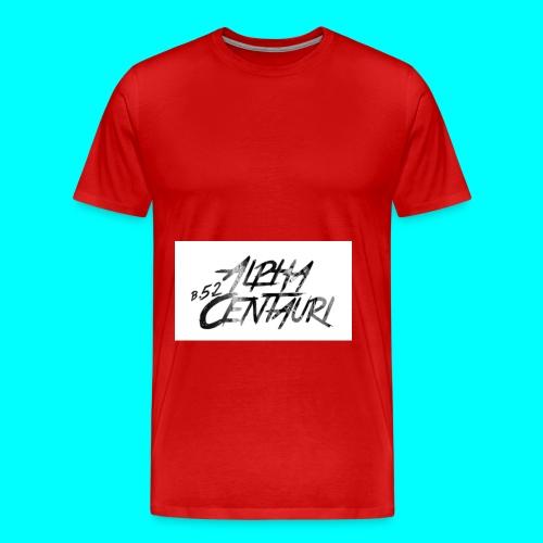 Alpha Centauri - Männer Premium T-Shirt