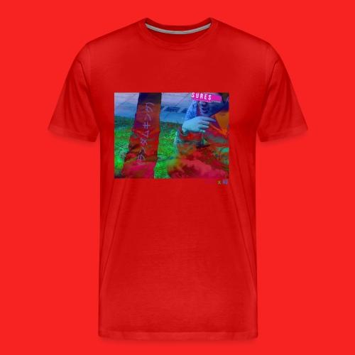 SURES x HU - Men's Premium T-Shirt