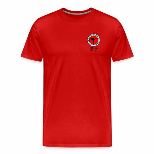 long eaton traditional shotokan - Men's Premium T-Shirt