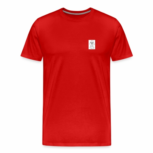 mhs - Premium-T-shirt herr