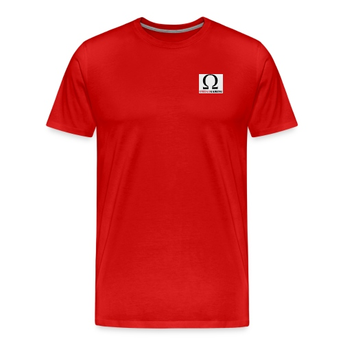 OMEGAGAMING Logo - Men's Premium T-Shirt