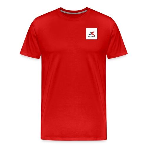 Run by Andrew Reid - Men's Premium T-Shirt