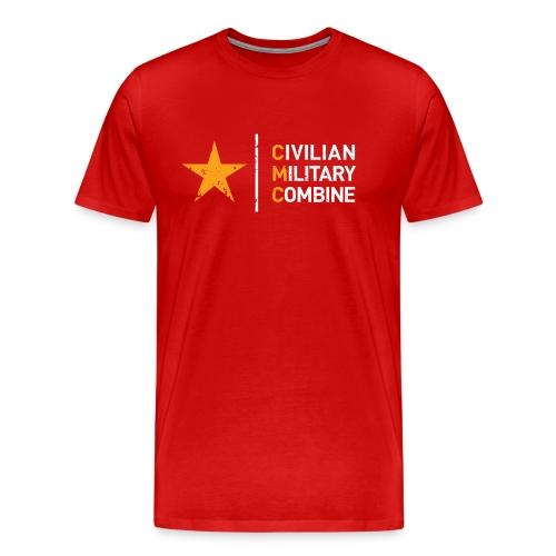 CMC Design - Mannen Premium T-shirt