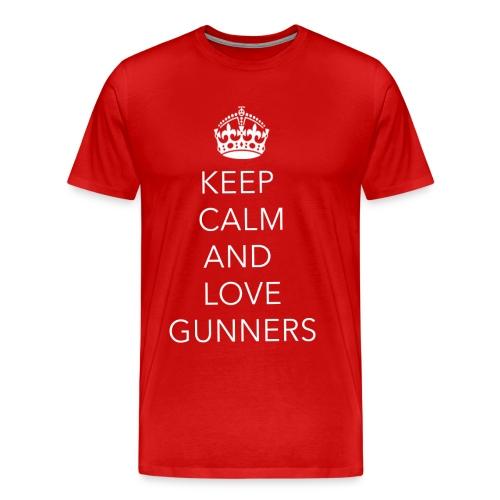 TemplateTShirts 1 Gunners - Men's Premium T-Shirt