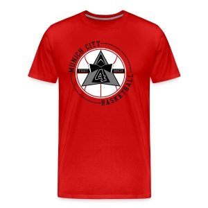 Munich City Basketball - Männer Premium T-Shirt